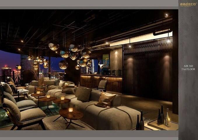 Finest Luxury 2BR Flat @ Dist1