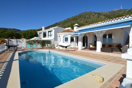 Luxury Villa with spectacular views - Mijas - Villa
