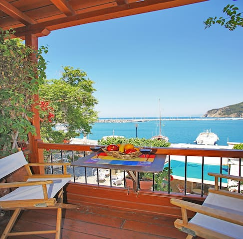 Anemoessa Suite-Coral - Skopelos - Apartamento