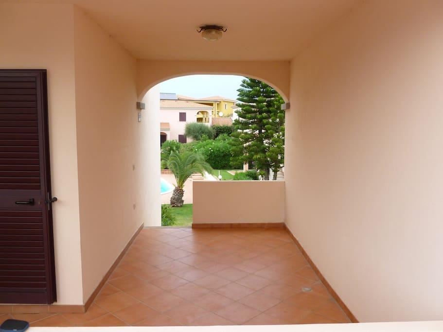Residence pedra romantica piano primo con piscina for Piano del sito piscina