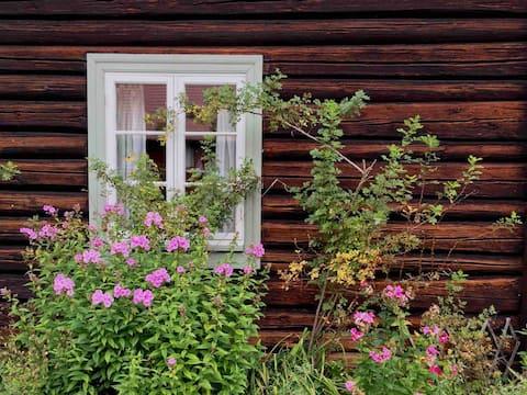 Дом на исторической ферме Сигдал / Blaafarveværket