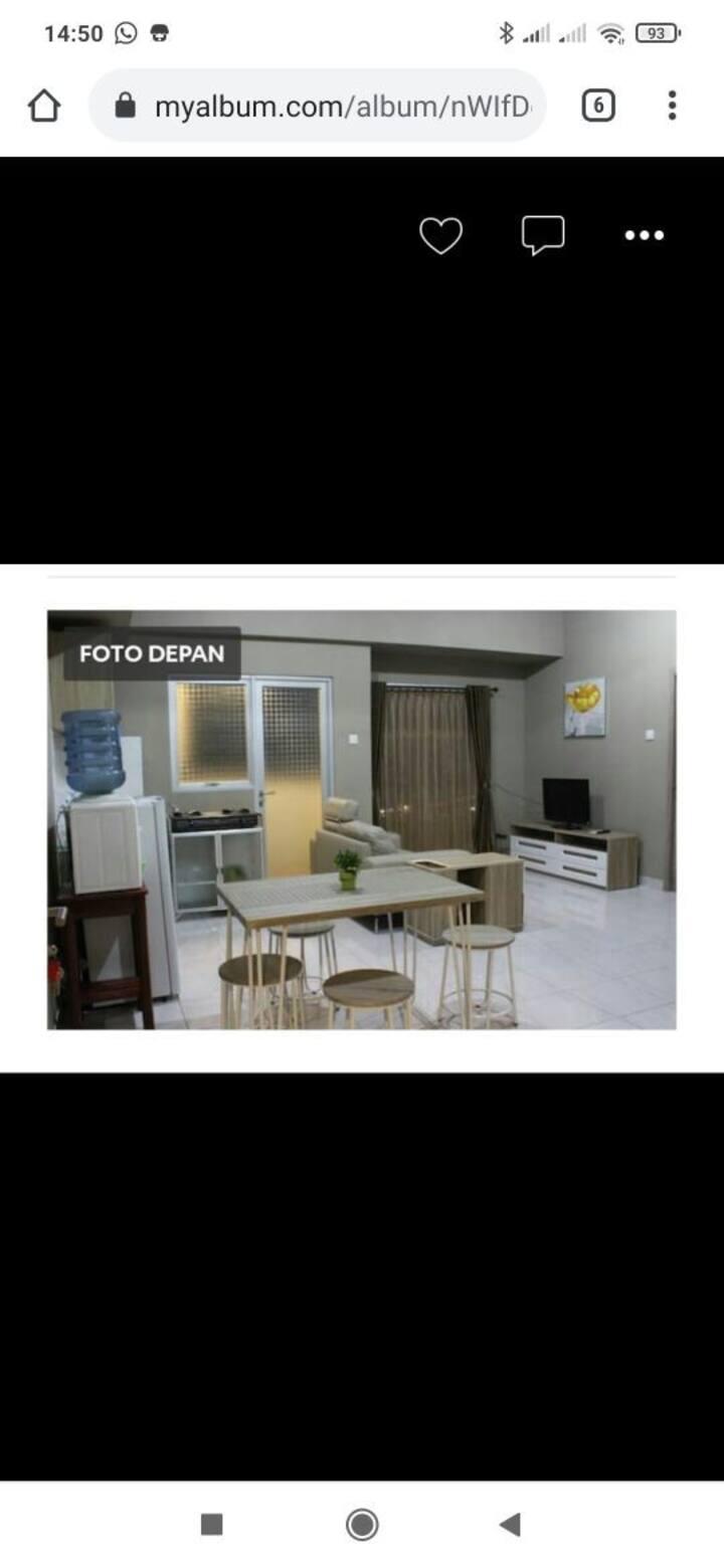 Apartments newton terstrategis di buahbatu