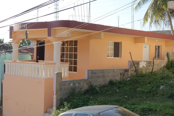 familiar home