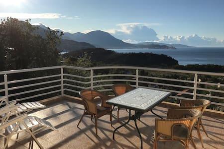 Penthouse duplex with amazing Sea views, terraces!