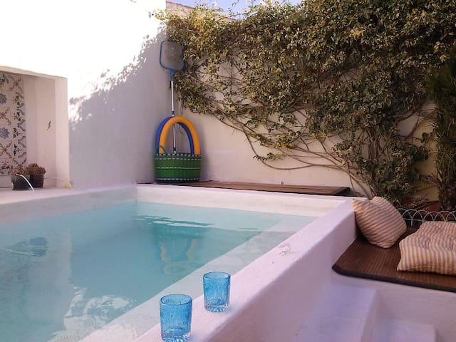 Casa de campo com piscina perto da praia e Lisboa - Matacães - Casa