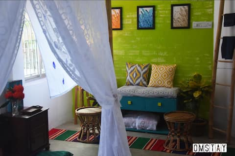 Omstay- a soulfully handcrafted boutique homestay