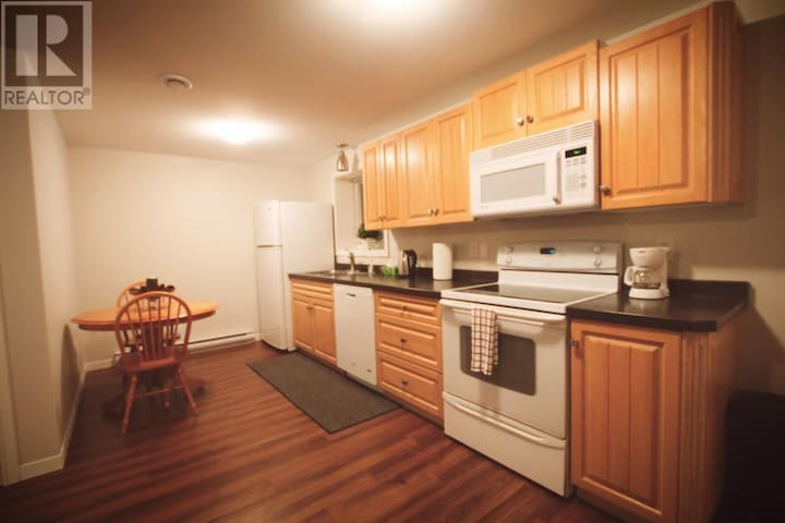 Convenient 2-Bedroom Kenmount Apartment - St. John's