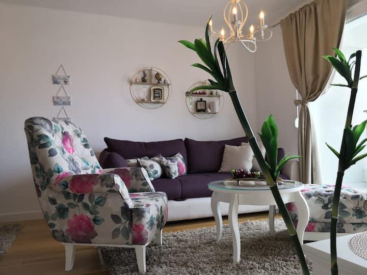 Apartment Đaninovica II (for 2 )