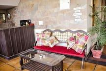 Deluxe Room At Hotel Vamdev Fort