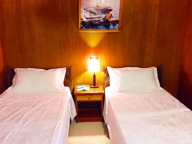 Island Garden海島花園酒店-日式-雙床-04