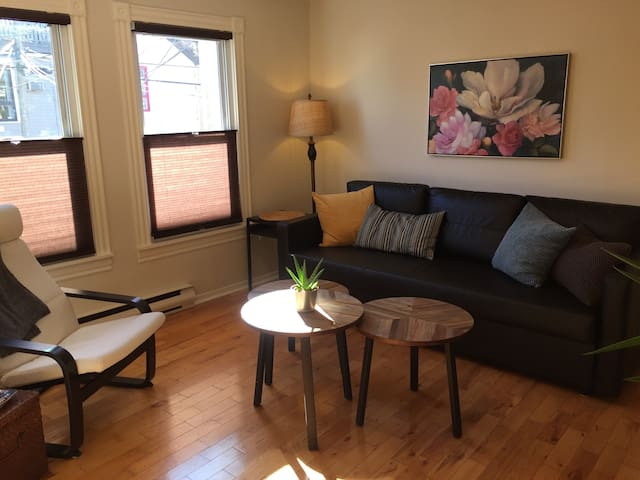 Fantastic location in trendy central Halifax!