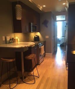 Cozy & convenient one bedroom apt. - Hoboken
