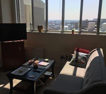 Cozy studio with amazing DC view - Waszyngton - Apartament