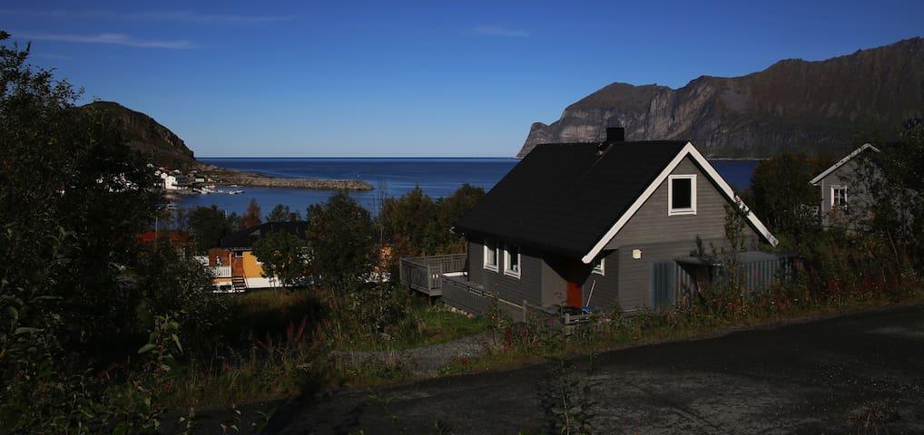 Senja Cottage, Mefjordvær