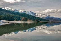 Lac de Payolle à 10 minutes