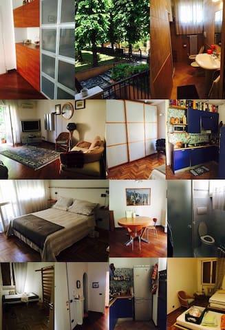 Appartamento zona ospedali (semi centrale) - Padua - Haus