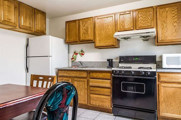 Entire mini apartment for you and your guest