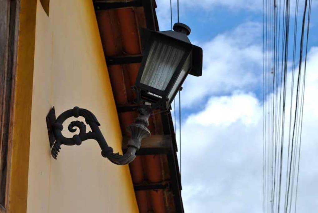 Lampião Street lamp