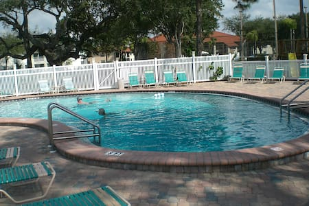 Shorewalk Condo in Bradenton,Florida - ブレイデントン