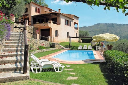 Holiday home in Coaraze for 10 persons - Coaraze - Haus