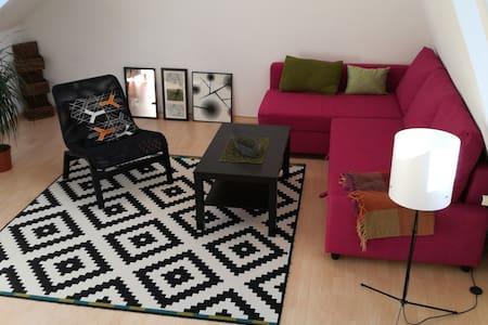 Zimmer mit Ausblick - Bad Bevensen - Lägenhet