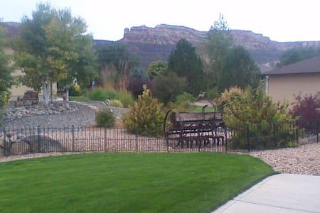 Modern Retreat with Views