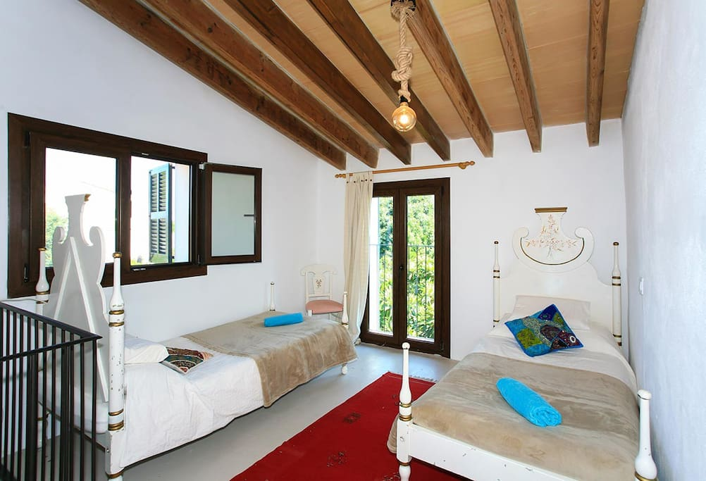 Room nº2 - caracol, double