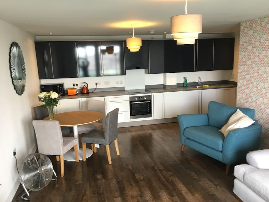 Amazing new apartment with sea views free parking - Apartamentos baratos en brighton ...