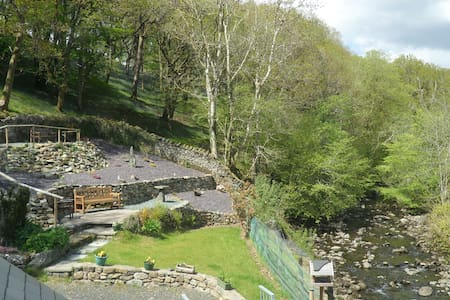 Characterful riverside cottage - Dolgellau - Cottage