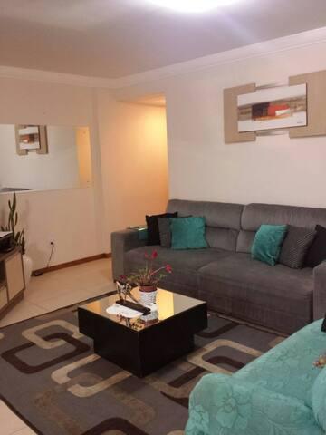 Conforto e hospitalidade 1Q. - Blumenau - Wohnung