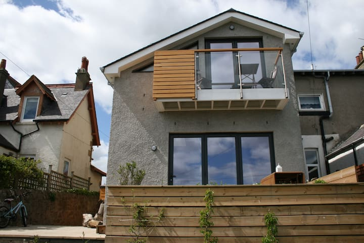Home-from-home with sea view - Anstruther - Casa
