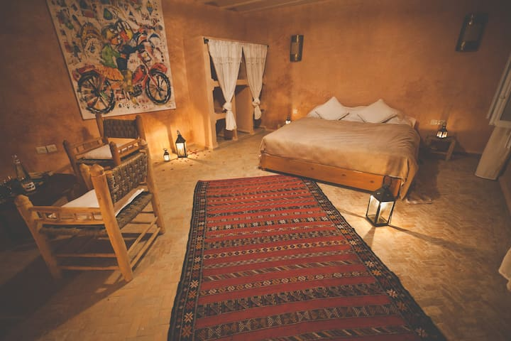Dar jeddi, a beautiful Riad  - Essaouira  - House
