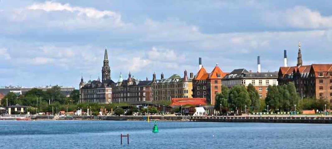 Central apartment - Copenhagen