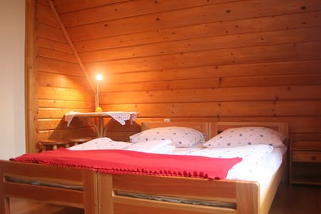 Pokój/Room nr 3 w Czorsztynie - Czorsztyn - Rumah
