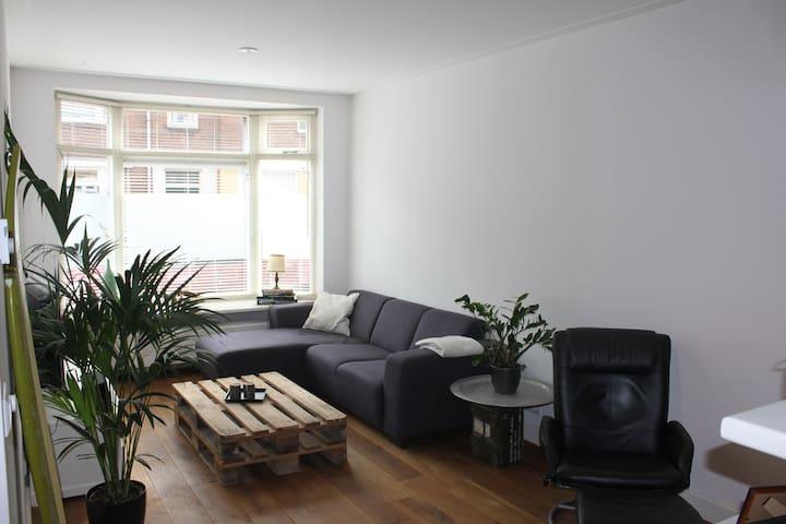 Spacious apartment in Utrecht city - Utrecht - Leilighet