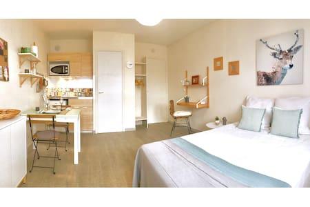 Studio tout confort, Montpellier Centre-Rondelet