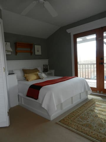 Sage Hill B&B - Guest Suite - Red Valley - Aamiaismajoitus