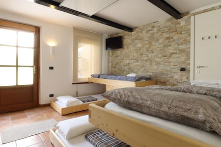 Bed & Wellness Hi-Tech - Belluno - Bed & Breakfast