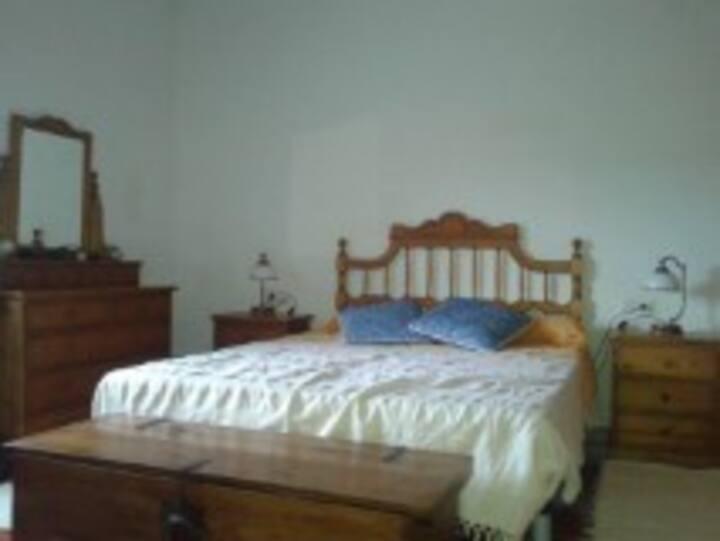 Bed and Breakfast en casa de campo