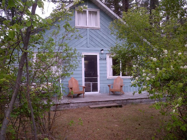 Cosy family cottage in Tulameen, BC - Tulameen - Chatka