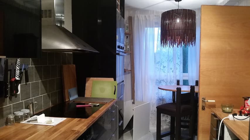 Cosy 2-room apartment for December+January rent - Solna - Apartment