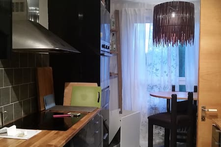 Cosy 2-room apartment for December+January rent - Solna