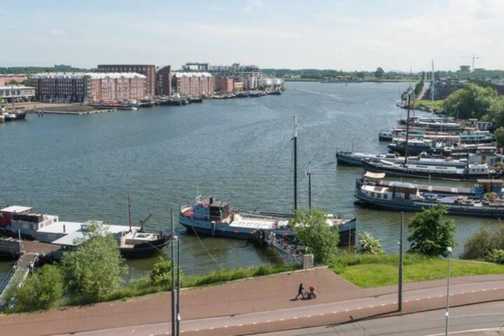 8 minutes 2 downtown - Amsterdam - Condominium