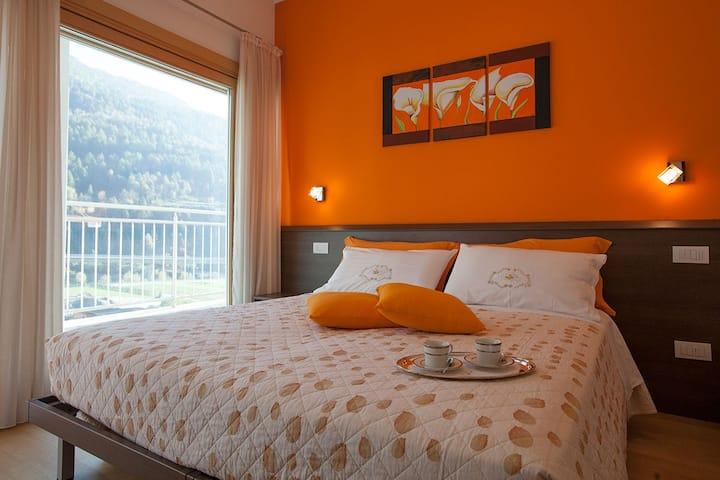 BB Agape Natura e Relax arancione