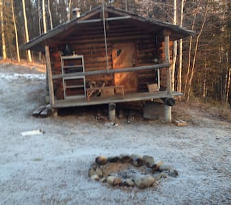 Cabin on ridge between two lakes - Wasilla - Sommerhus/hytte