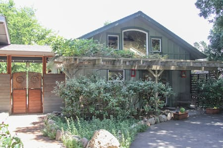 Dry Creek Valley Cottage - Healdsburg