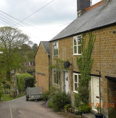 Rose Cottage,Hook Norton, Cotswolds - Hook Norton - Huis