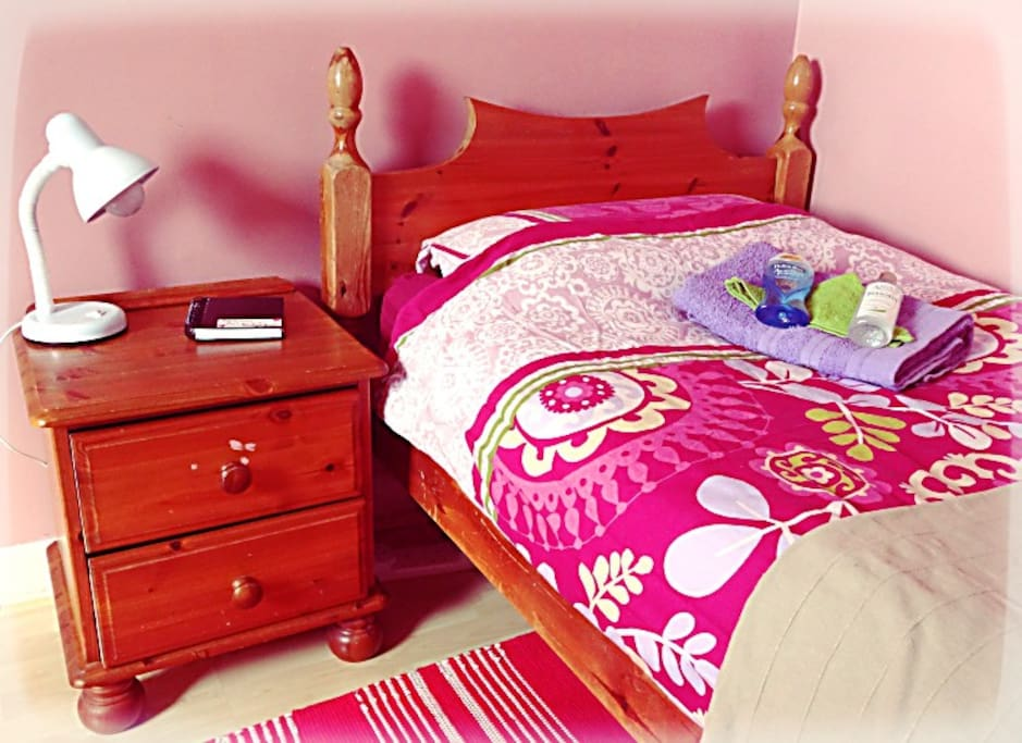 Your cozy bed to snuggle in :-)