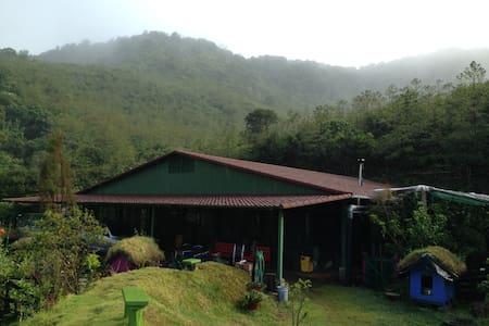 Finca Dos Lados CloudForest Retreat - San Luis de Grecia - Szoba reggelivel