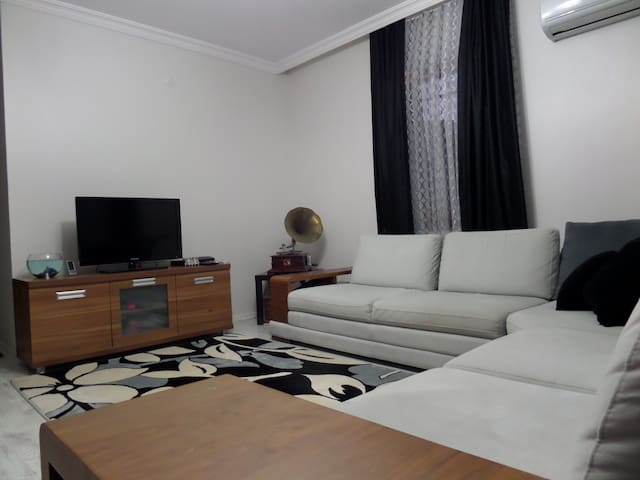 2 BEDROOM LUX APARTMENT CITY CENTER - Turgutreis - Apartemen